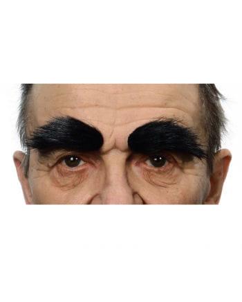 Self eyebrows Black