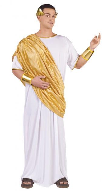 Caesar costume Gold