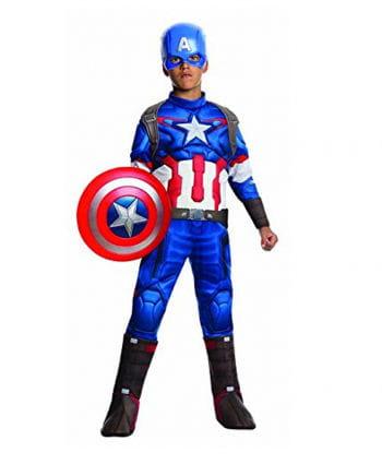 Captain America Avengers 2 Kinderkostüm