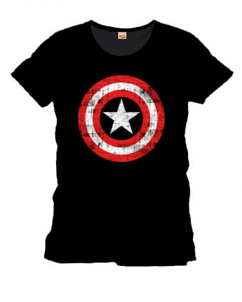 Captain America T-Shirt The Shield