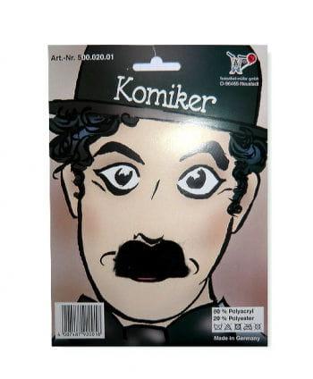 Chaplin Schnurrbart