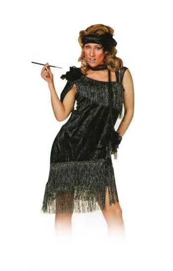 Charleston Dress Black