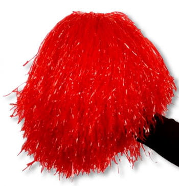 Cheerleader Pom Pom Red