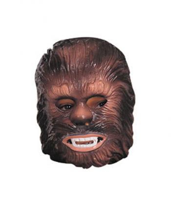 Chewbacca Halbmaske