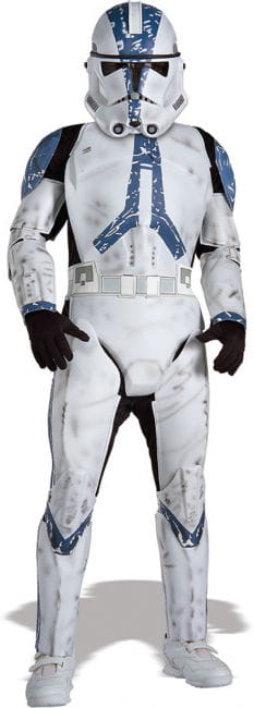 Clone Trooper Deluxe Child Costume