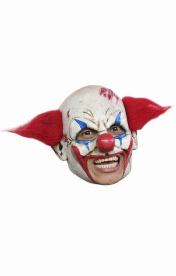 Clown Deluxe Maske