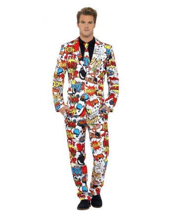 comic suit