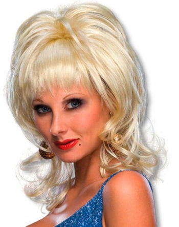 Country Singer Dolly Wig Blonde