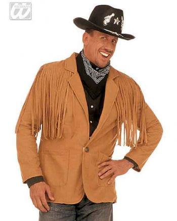 Cowboy Jacke Gr. XL