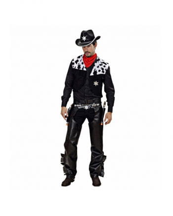 Wild West Cowboy Kostm Set