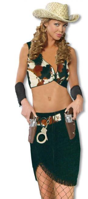 Sexy Cowgirl Kostüm ML M/L 38-40