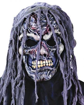 Blutige Fetzen Zombie Maske