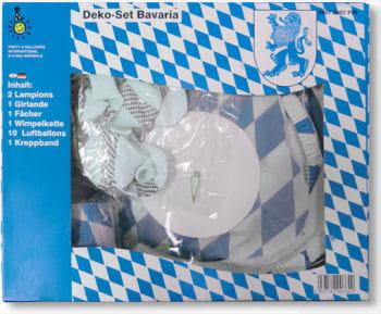 Decoration Set Bavaria 16-piece