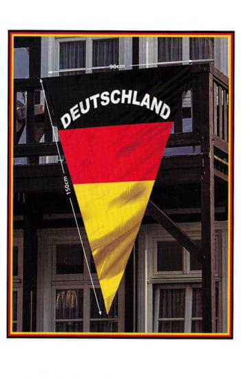 Riesen Deutschland Wimpel