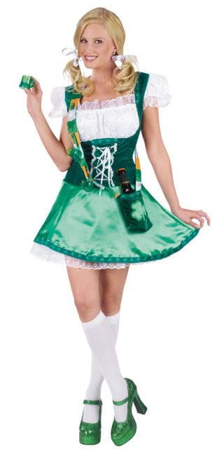 St Patrick's Day Dirndl