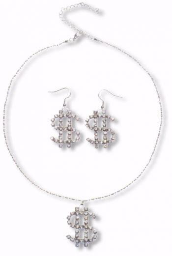 Dollar Jewellery Set