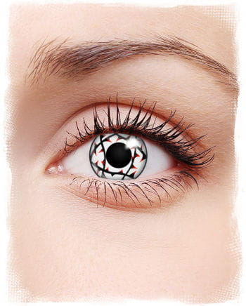 Crown of thorns contact lenses
