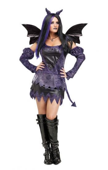 Drachen Fee Damen Kostüm
