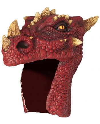 Dragon Helmet red