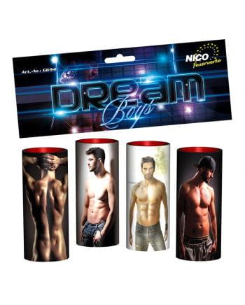 Dream Boys Tischbombe 4 pack