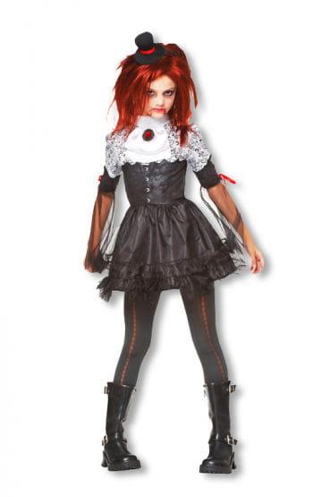 Edgy Vamp Child Costume