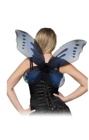 Elf wings black