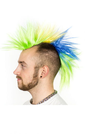 Fan Hairskin Mohawk Brazil