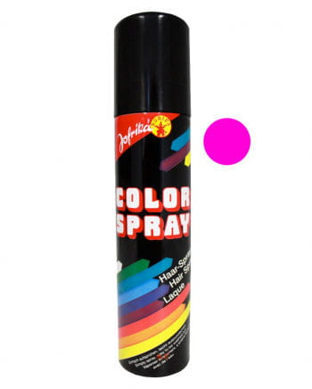 Coloured Hairspray Pink