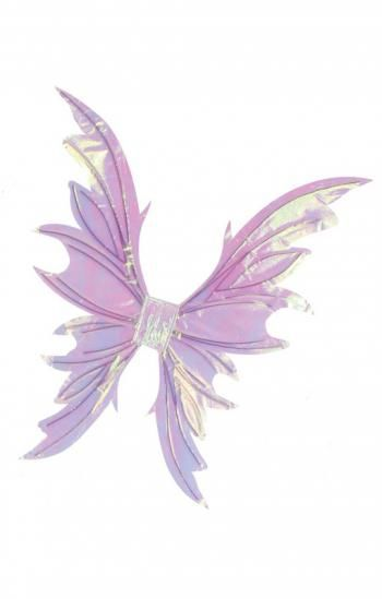 Fairy Wings Deluxe Ivory shimmering