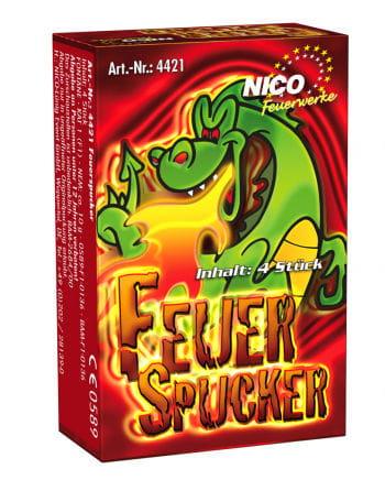 Feuerspucker 4er-Schachtel