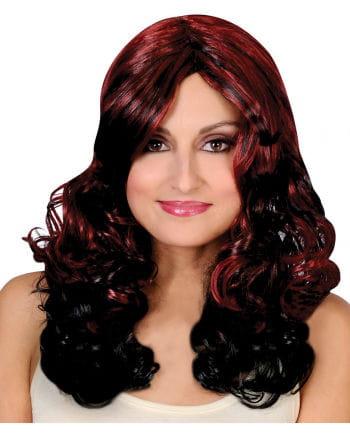 Fiery Rocker Women's Wig