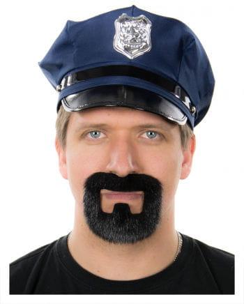 Henriquatre beard Black