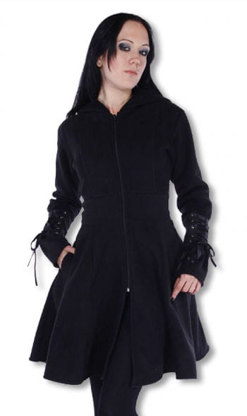 Gothic Lady Fleece Coat Large