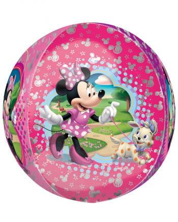 Disney Minnie Mouse foil balloon around
