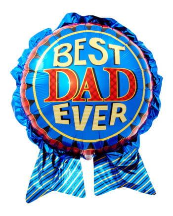 Foil balloon Best Dad Ever