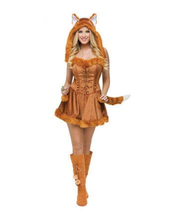 Foxy Lady Kostüm - S/M S/M German size 36-38
