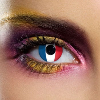 France contact lenses