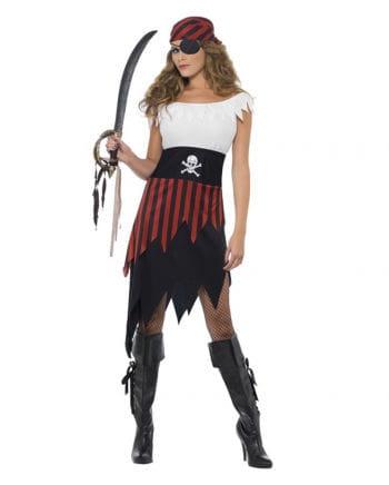 Freche Piraten Lady Kostüm