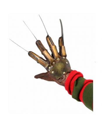 Freddy Krueger Handschuh Deko Prop