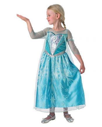 Original Frozen Elsa Premium Girls Costume