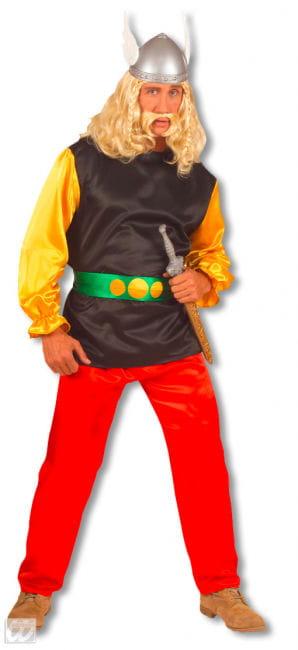 Gallischer Krieger Outfit Gr. M