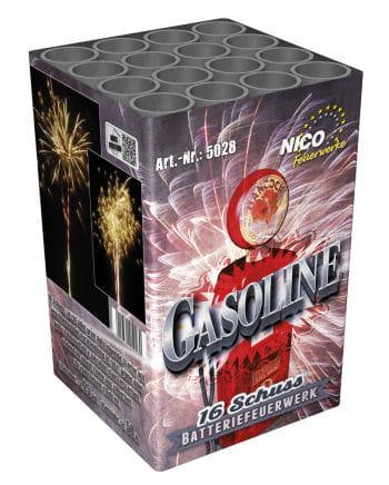 Gasoline Batteriefeuerwerk 16 Schuss