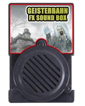 Ghost Train Sound FX Box