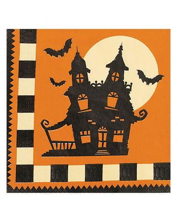 Haunted House napkins