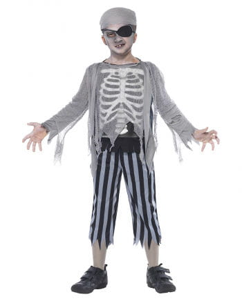 Ghost Pirate costume for boys
