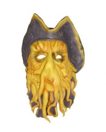 Ghost Pirate octopus mask