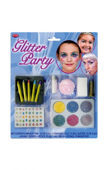Girlie Glitter Make up  Set