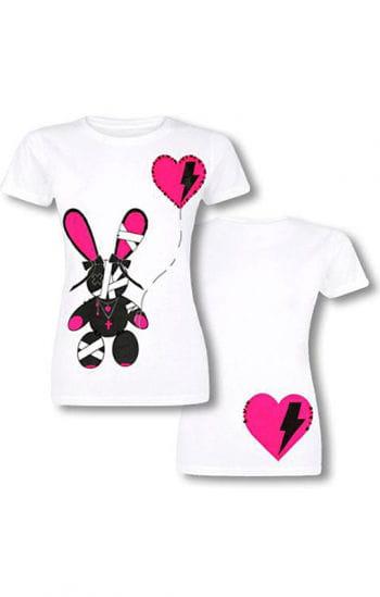 Girlie Shirt Herzschmerz L