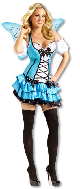 Glockenblumen Fee Kostüm XS