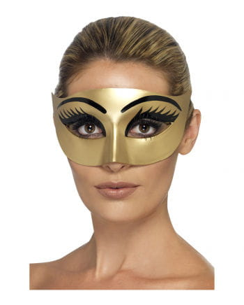 Golden Cleopatra eye mask